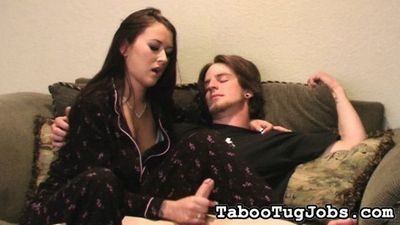 Taboo Tugjobs sex